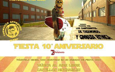 Fiesta 10º aniversario